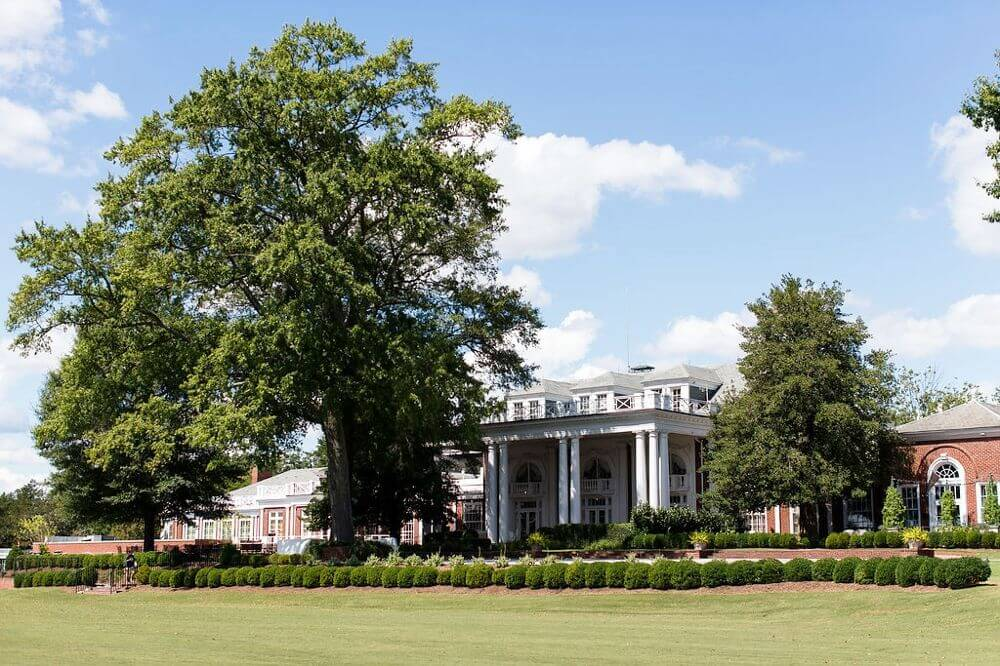 Event Location: The Country Club of Virginia