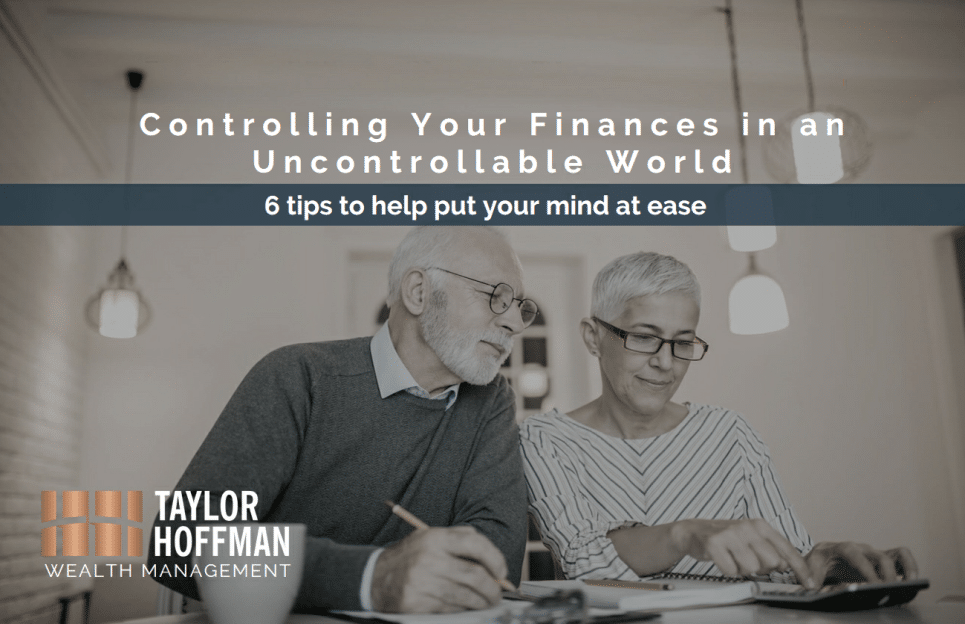 financial tips during covid-19